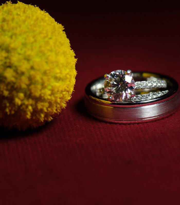 how do you wear your wedding ring? | allweareblog.com