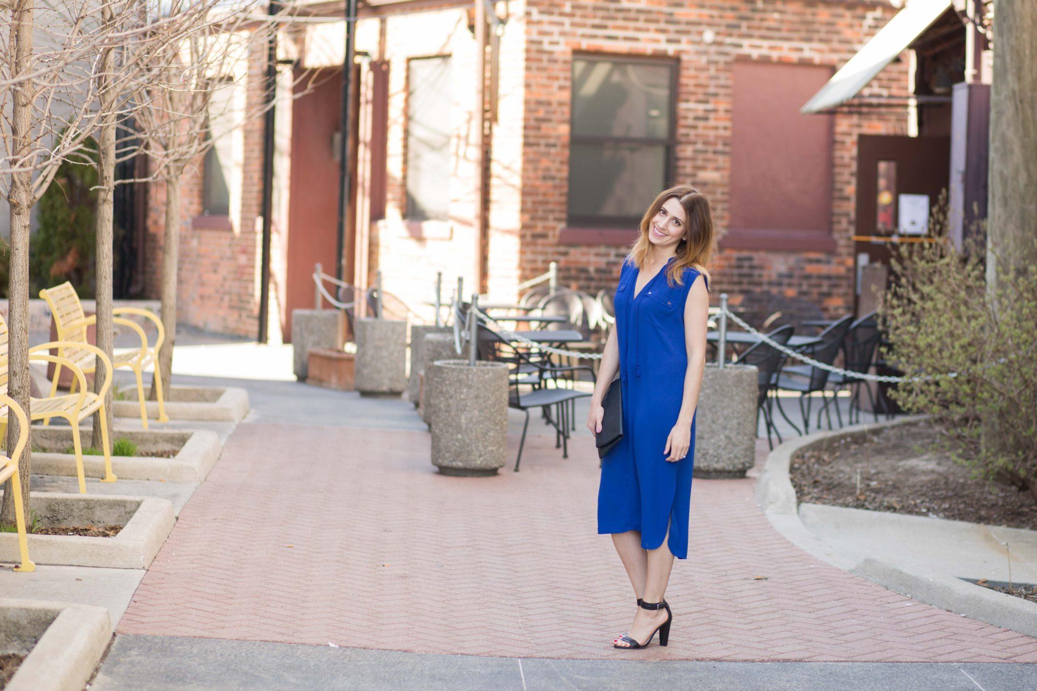 jcrew dress from thredup on allweareblog.com