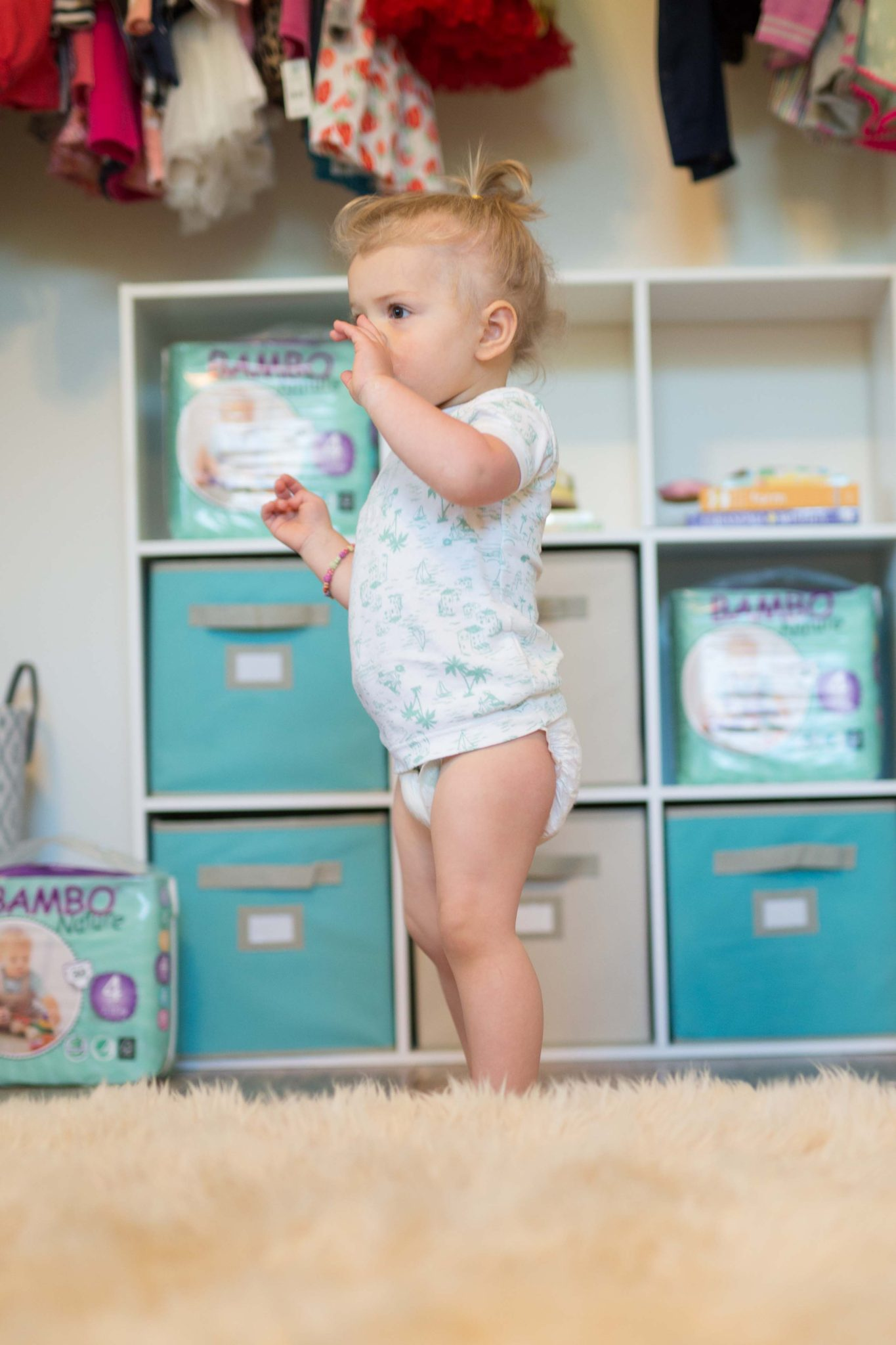 bambo nature eco friendly diaper review on allweareblog.com