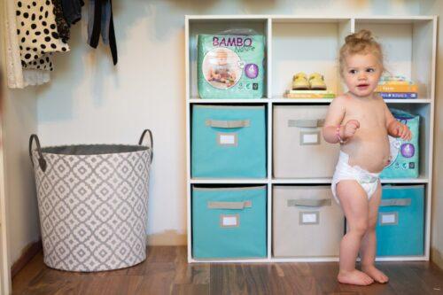 bambo nature eco friendly diaper review on allweareblog.com