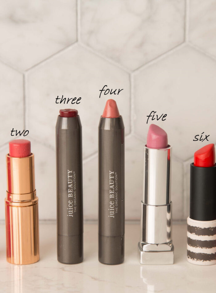 my favorite lipsticks on allweareblog.com