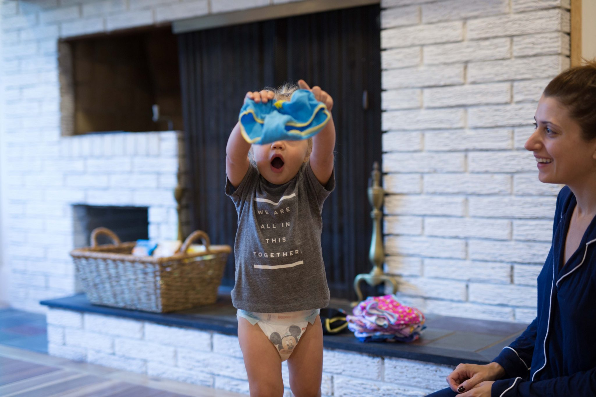 three day potty training method and potty training tips and tricks on allweareblog.com