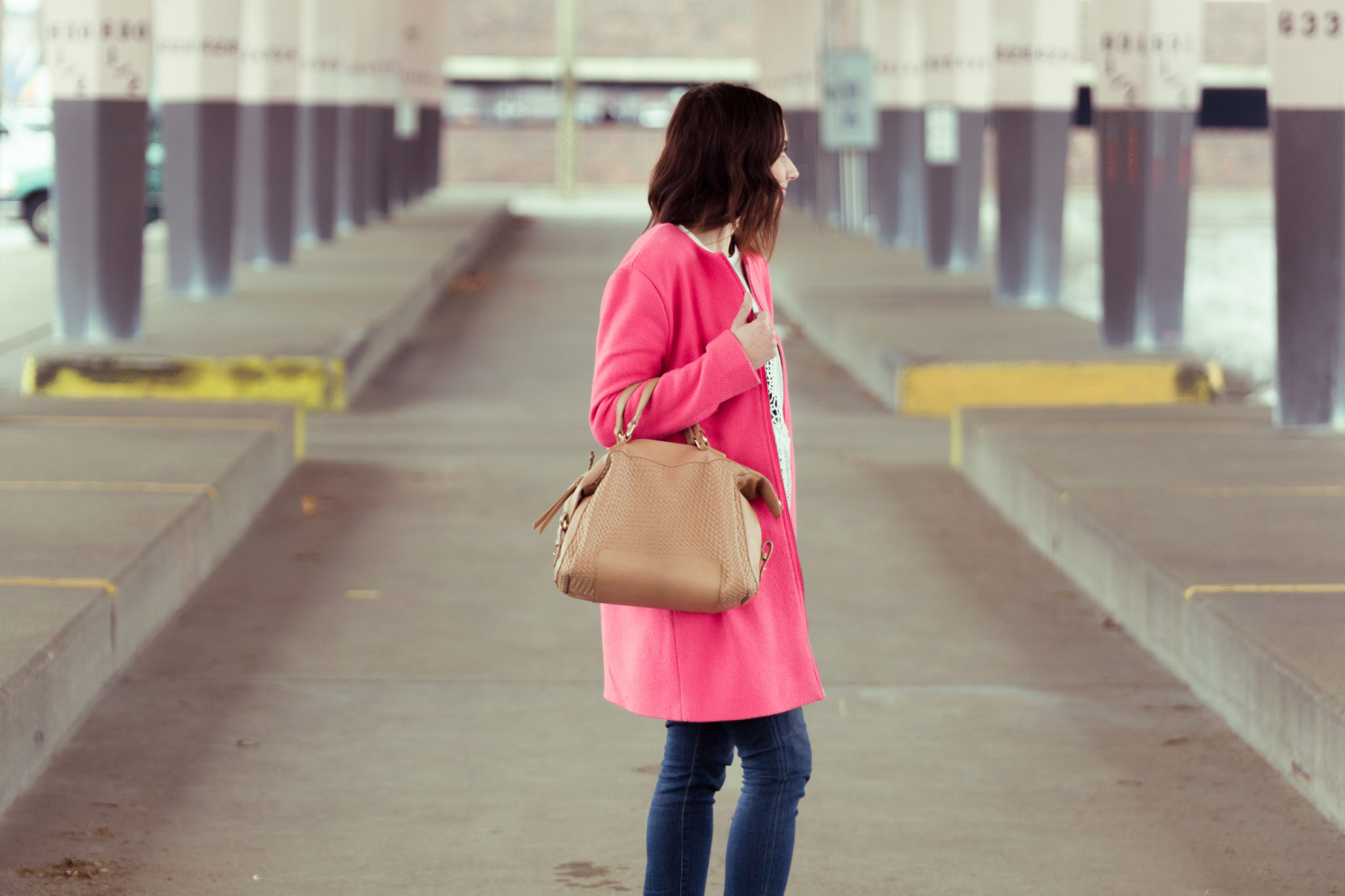 How to add a pop of pink to your wardrobe | Pink items for your closet on allweareblog.com