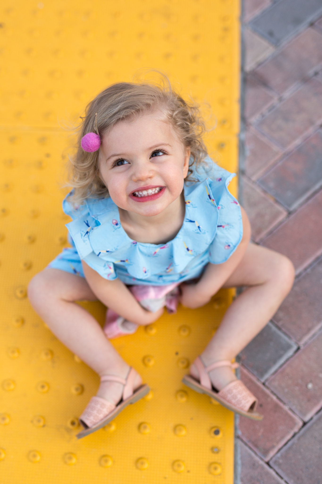what to do and where to stay in delray beach florida | summer toddler style | summer style | beach style | west palm beach flordia | seagate hotel delray beach florida | family vacation with a toddler | margaret m slimming pants | pippa and indy bows for girls