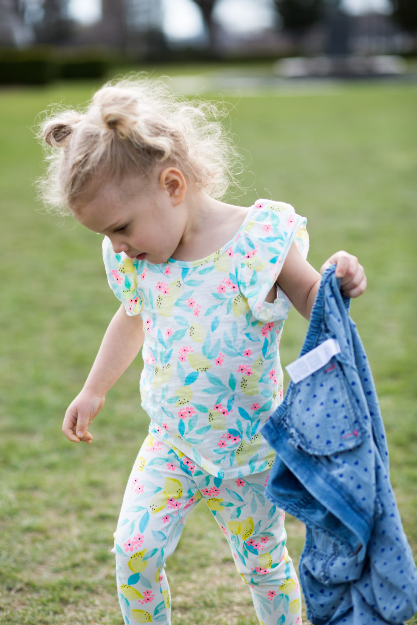 spring outfit ideas for toddler girls | tips for dressing your toddler on allweareblog.com