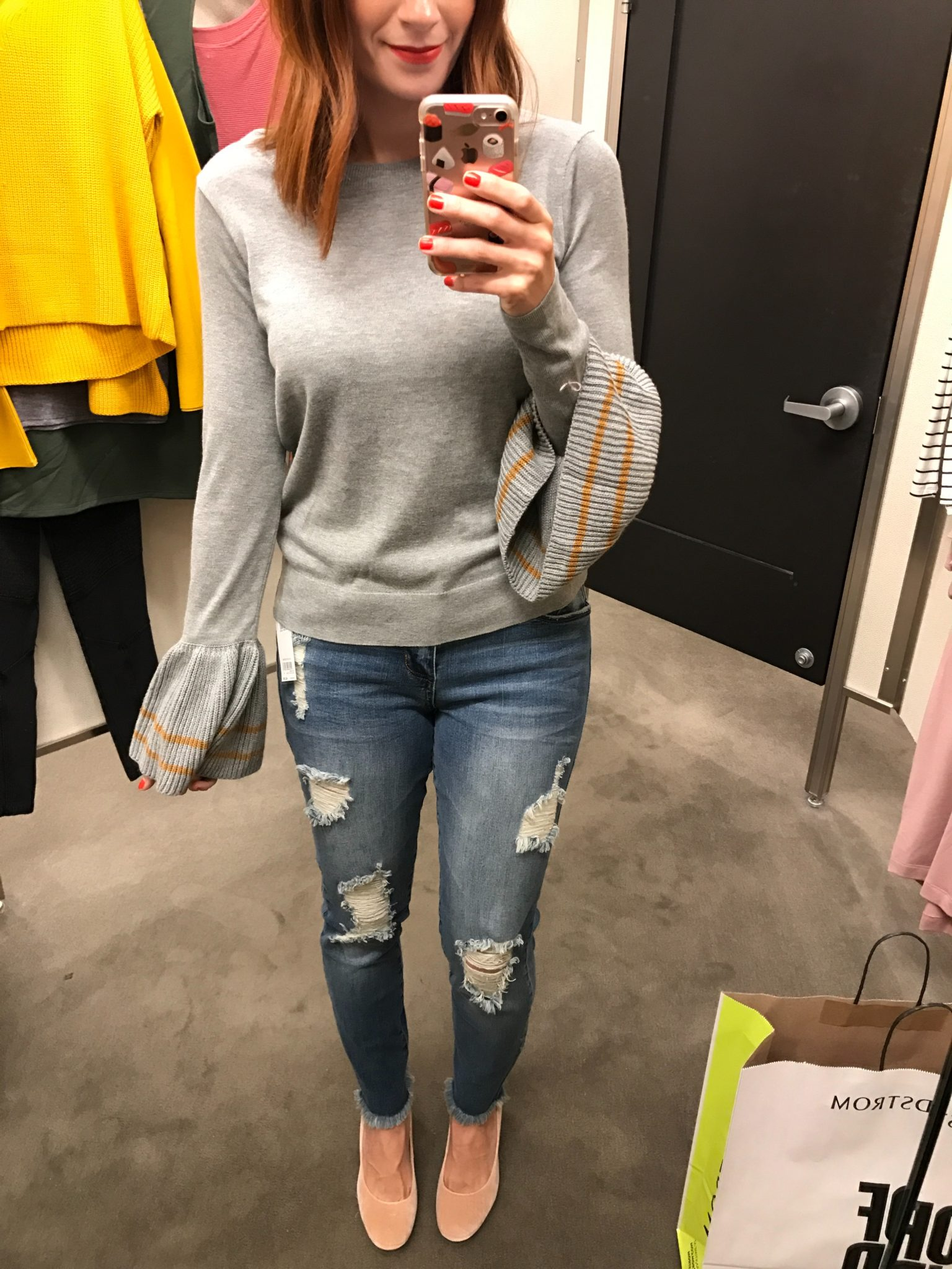 Everything I bought from the Nordstrom Anniversary Sale 2017 Early Access   Dressing Room Photos of Nordstrom Anniversary Sale   The best finds from the Nordstrom Anniversary Sale 2017 for women on allweareblog.com