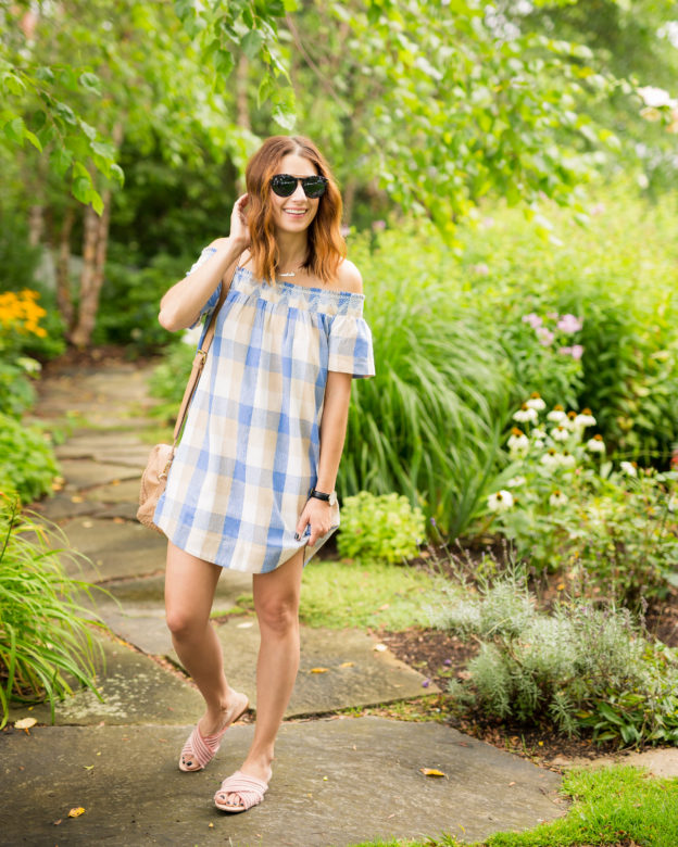 kennebunkport travel guide | summer travel style | what to wear when traveling on allweareblog.com