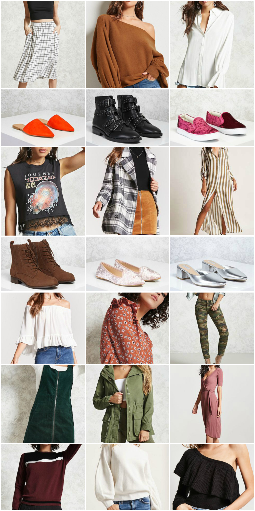 21 things I'm loving from forever21 on allweareblog.com