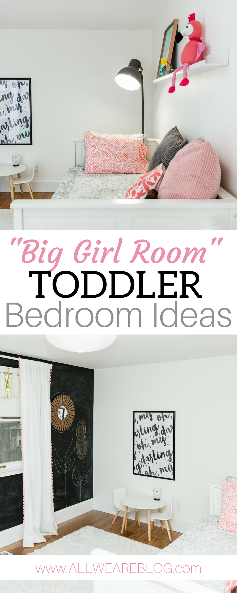 big girl room toddler bedroom ideas