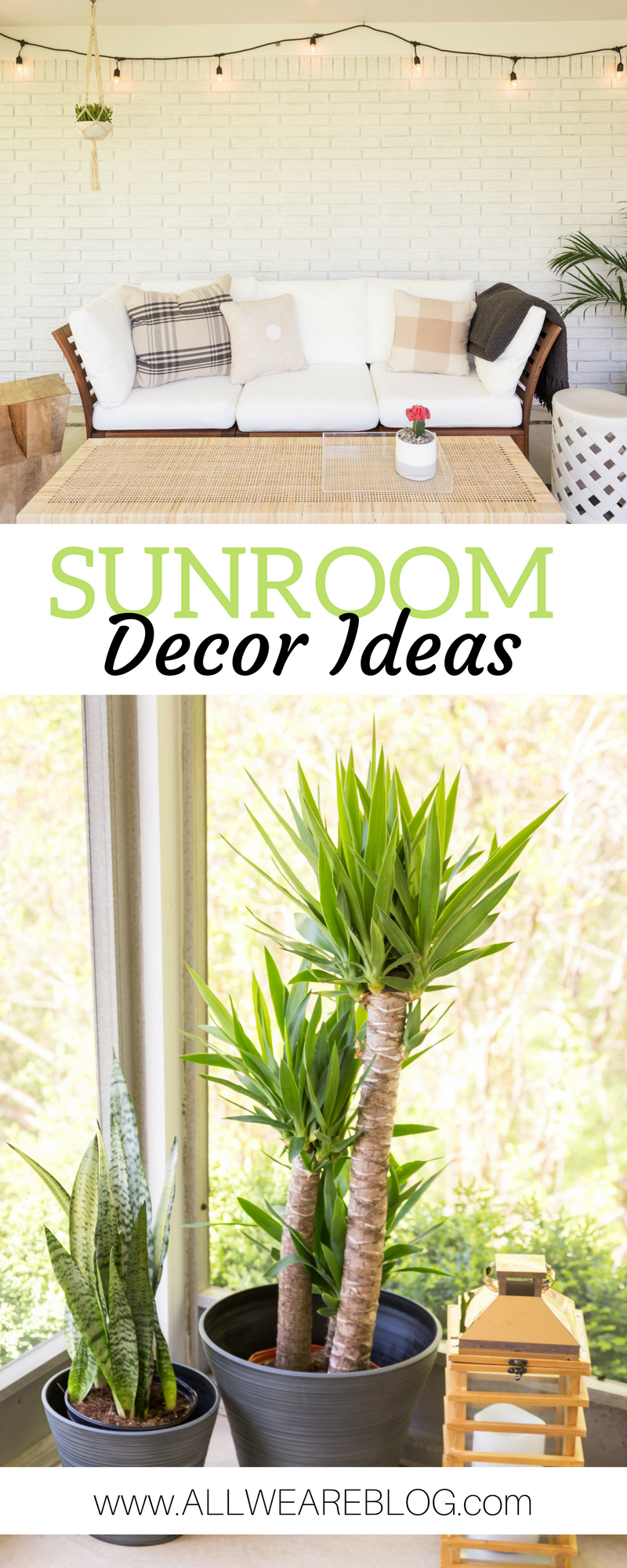 sunroom decor ideas