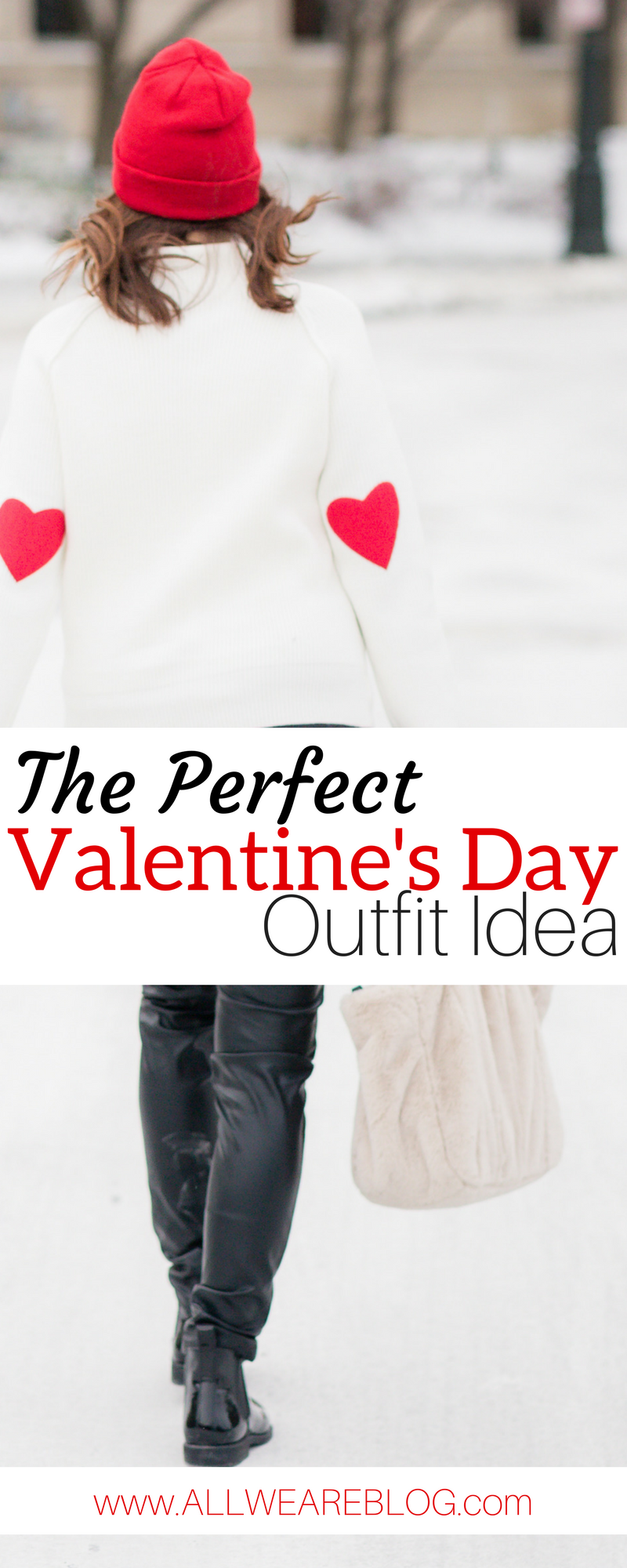 the perfect valentine's day outfit