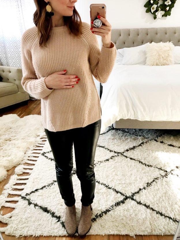 weekday style 21 weeks pregnant
