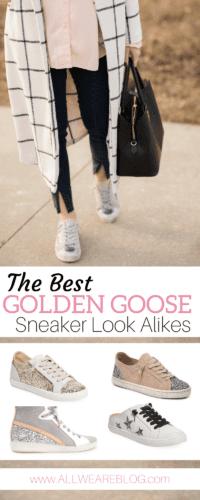 the best golden goose sneaker look