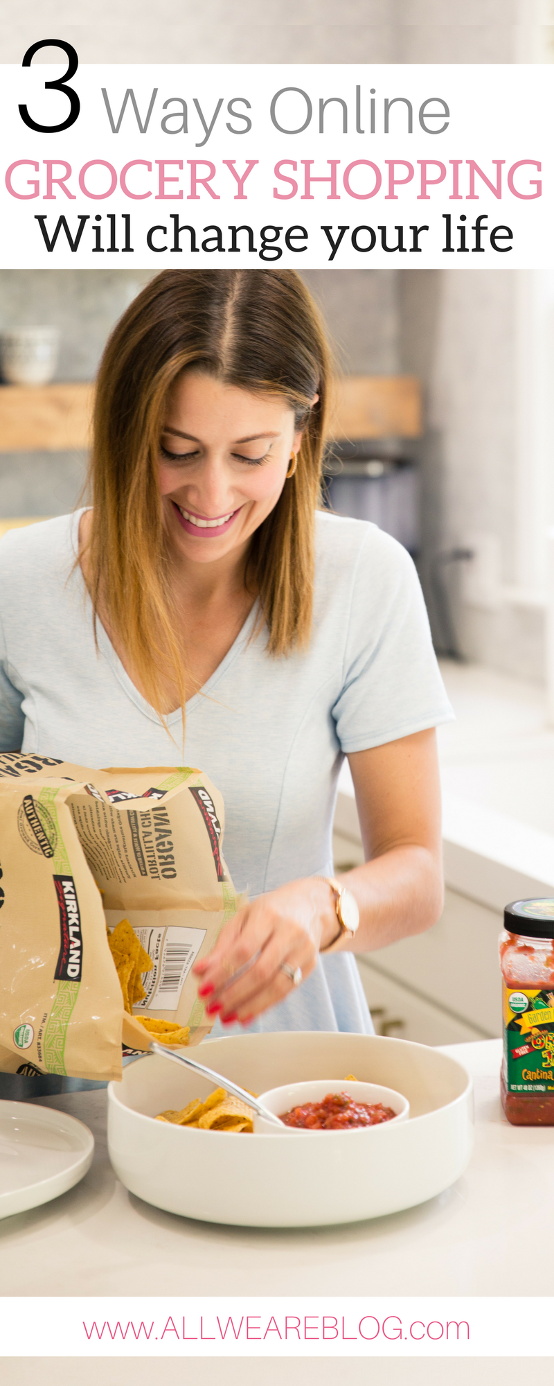 3 ways online grocery shopping will change your life