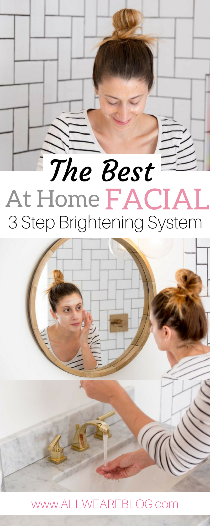 the best at home facial