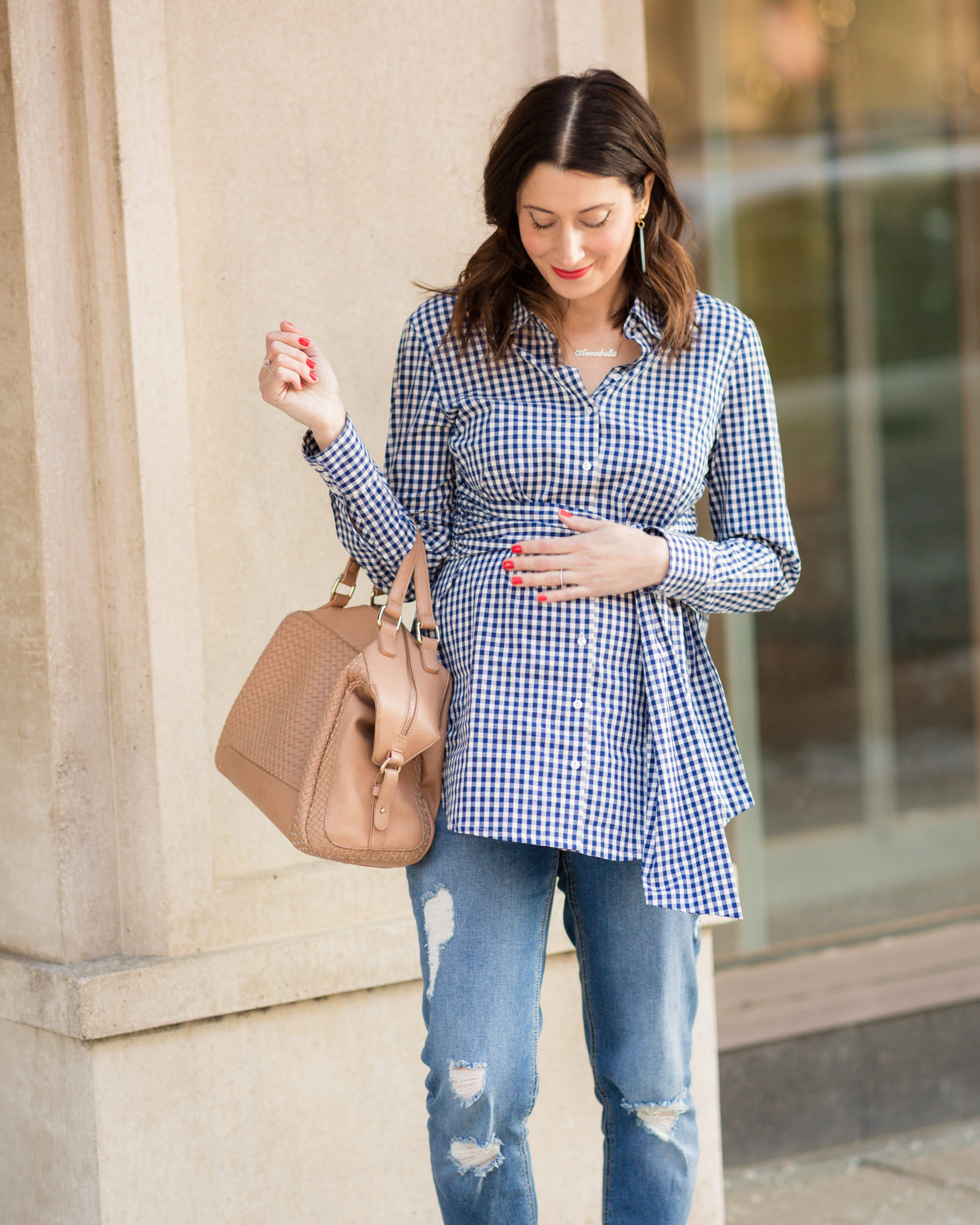 versatile maternity tops for during and after pregnancy