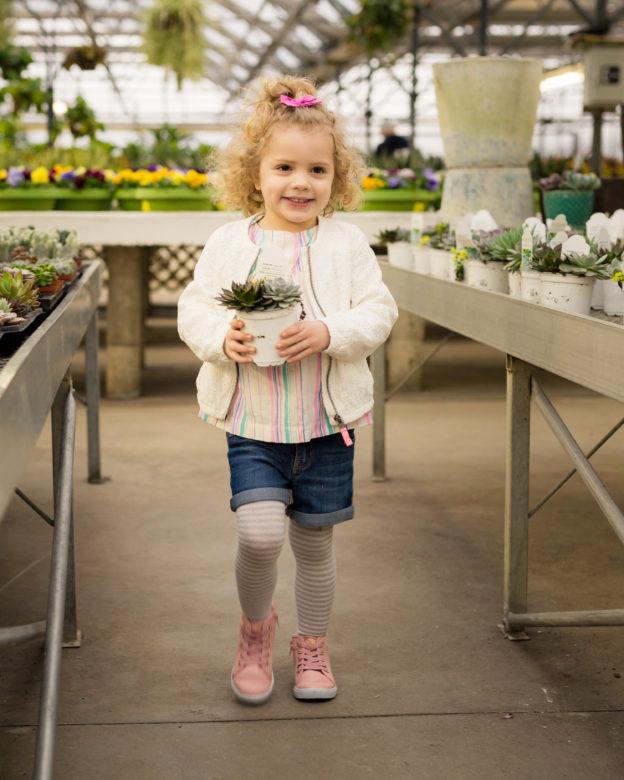 spring toddler style with oshkosh b'gosh