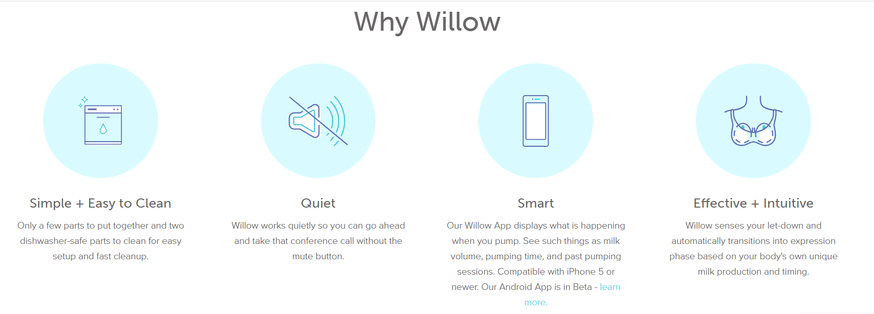 My honest review of the Willow wearable breast pump