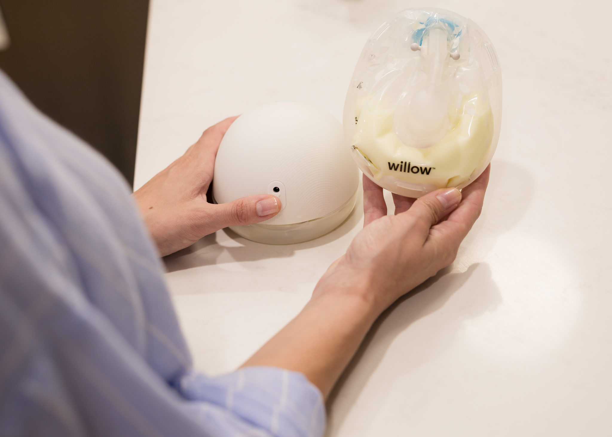 My honest review of the Willow hands wearable breast pump