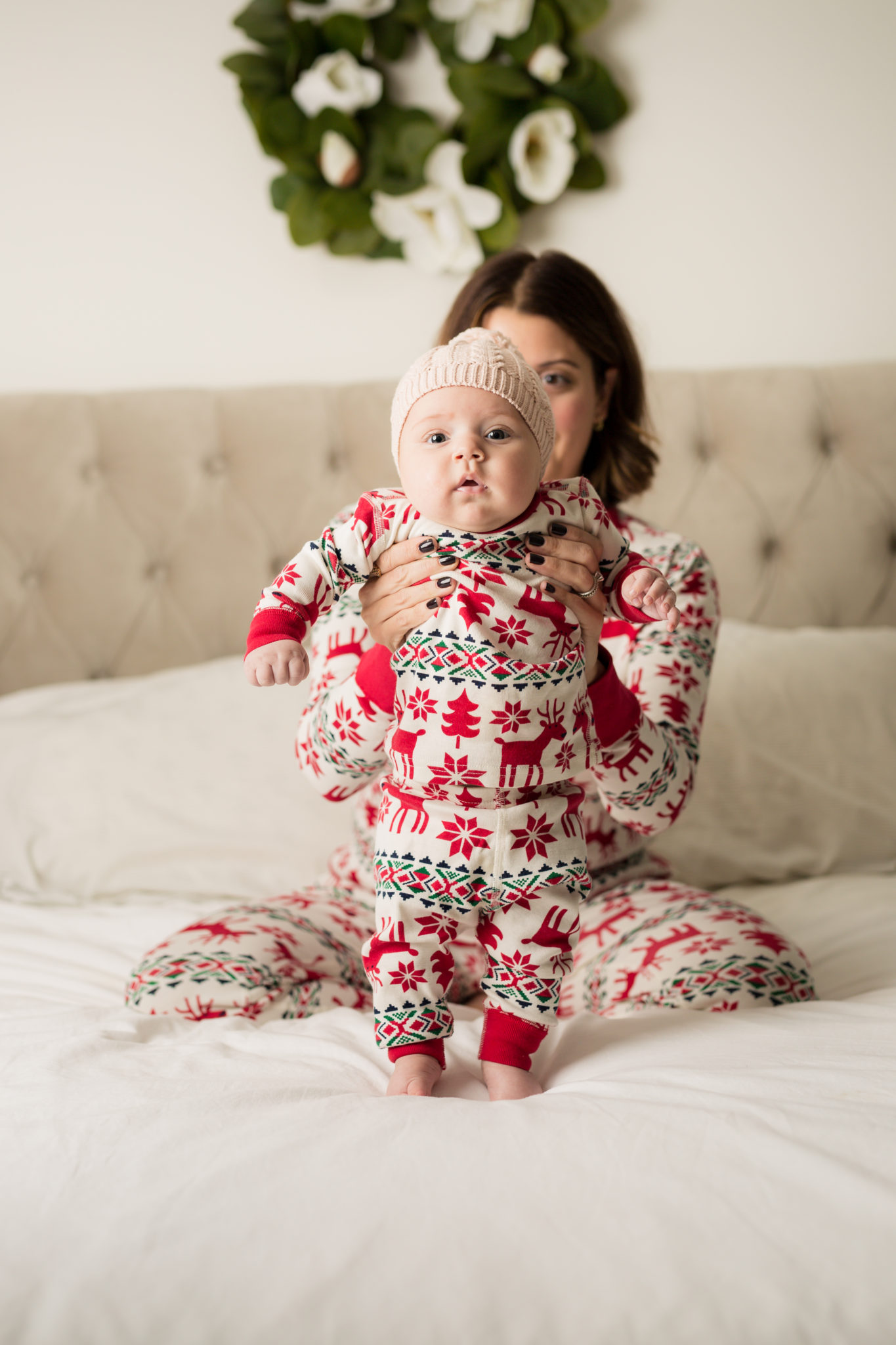 hanna andersson family matching holiday christmas pajamas 2018