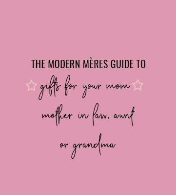 Christmas gift ideas for your mom, aunt, mother in law, grandma
