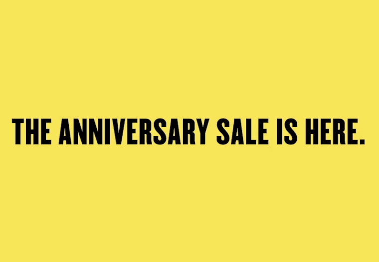 The Nordstrom Anniversary Sale is Here